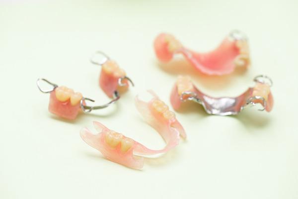 入れ歯治療への取り組み